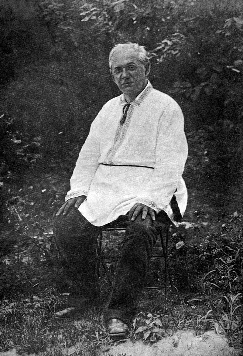 Дмитро Граве, 1936 р.