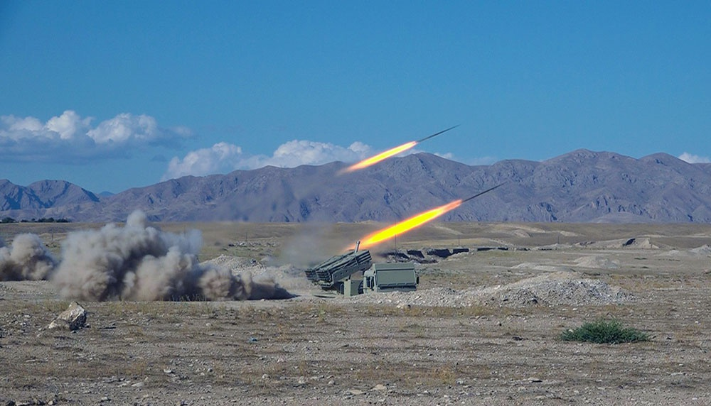 Фото: Ministry of Defense of Azerbaijan