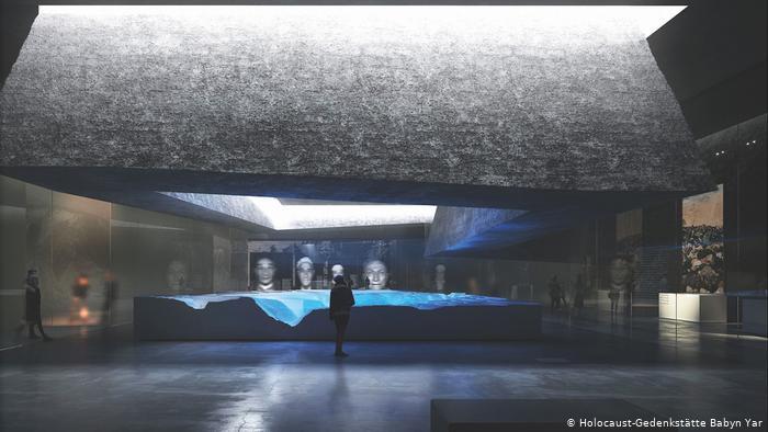 Проєкт Меморіалу в Бабиному яру