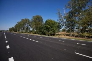 В Україні вже відремонтували половину від запланових на цей рік доріг