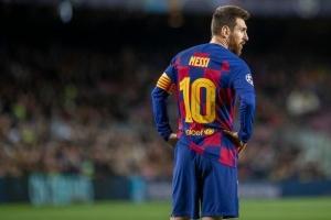 Мессі залишив «Барселону»