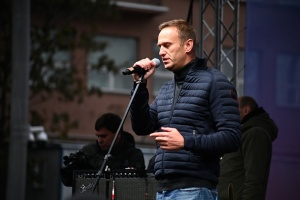 Navalny's detention: Ukraine demands Russia release all political prisoners
