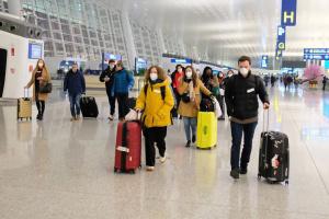В Британии ввели карантин для иностранных путешественников