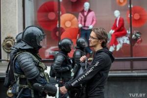 В Беларуси журналиста Александрова арестовали на два месяца