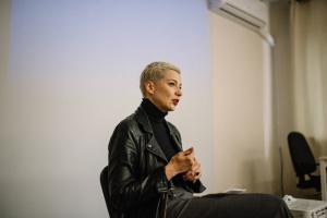 Білоруській опозиціонерці Колесниковій висунули остаточне обвинувачення