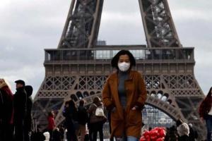 У Франції кількість хворих наблизилася до мільйона