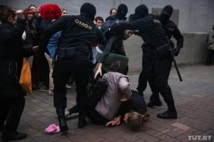 Правозащитники назвали имена 80 задержанных в Минске и областях