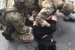 Servicio de Seguridad de Ucrania detiene a uno de los caudillos del Estado Islámico