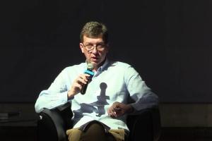 Доній каже, що розбрат в Україні може подолати якісний культурний продукт