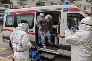 Na Ukrainie odnotowano 3144 nowych przypadków koronawirusa