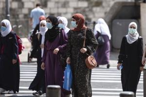 COVID-рекорд в Ізраїлі: за місяць померли 1 390 осіб