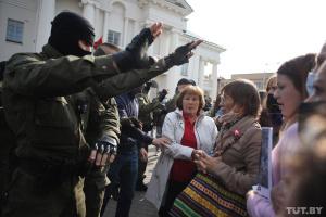 Після розгону протестувальників у Бресті Nexta опублікував дані тисячі місцевих силовиків