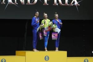 Украинка Виктория Оноприенко выиграла Кубок Дерюгиной