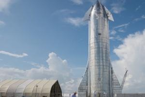 Запуск прототипу корабля Starship перенесли - завадив сильний вітер