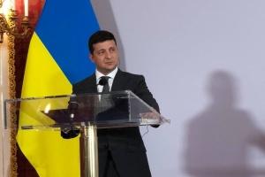 Zełenski podkreślił znaczenie jedności europejskiej w sprawie sankcji wobec Rosji