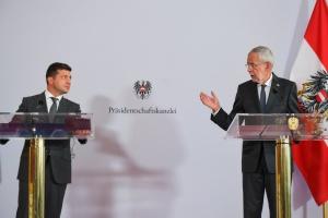オーストリア、ドンバス支援に100万ユーロ拠出
