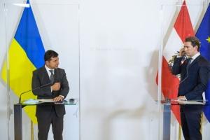 ゼレンシキー大統領、オーストリア首相に露ガスパイプラインへの見解見直しを要請