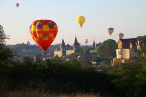 У Кам'янці-Подільському відбудеться фестиваль повітряних куль