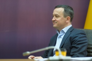 Комітет ВР заслухає Петрашка щодо заяви про відставку - депутат