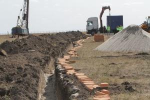 В Днепропетровской области стартовало строительство аэропорта