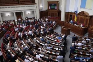 """Комітет рекомендує депутатам визначитися з ТСК щодо """"вагнерівців"""" у залі Ради"""