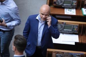 Радуцький каже, що Степанова звільняють через постачання COVID-вакцин