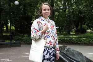 """У Білорусі затримали координаторку волонтерської служби """"Весни"""""""