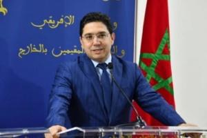 Dmytro Kuleba s'est entretenu avec le ministre des Affaires étrangères du Maroc