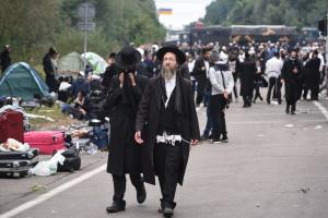 ウクライナ・ベラルーシ間国境間滞在のユダヤ教巡礼者4名に新型コロナ感染確認