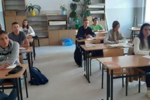Учнів українського ліцею в польському Білому Борі тестують на коронавірус