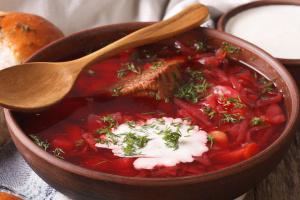 Борщ потрапив до рейтингу найсмачніших супів у світі від СNN