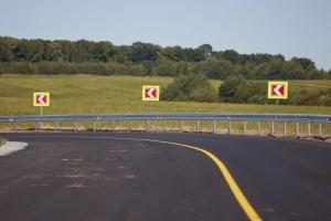 Зеленський оглянув ремонт міжнародної траси М-19