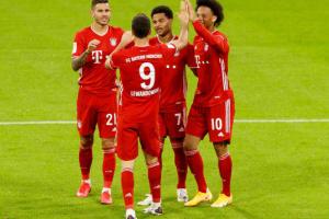 «Баварія» розгромила «Шальке» на старті Бундесліги
