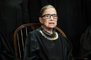 У США померла відома захисниця прав жінок суддя Рут Гінзбург