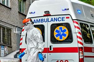 Covid-19 : En Ukraine, le nombre de cas annoncés augmente de jour en jour