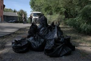 В Україні проходять акції до Всесвітнього дня прибирання