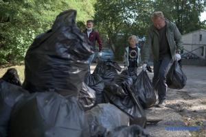 На Львовщине в World Cleanup Day провели мастер-классы по сортировке мусора
