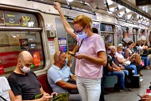 Coronavirus en Ukraine : 2671 nouveaux cas recensés en 24 heures