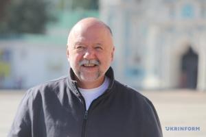 Куркова переобрали президентом Українського ПЕН-клубу