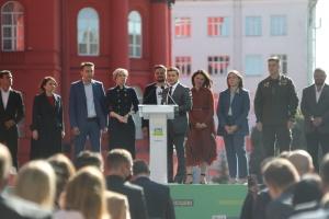 Зеленський офіційно представив Верещук як кандидата на посаду мера Києва