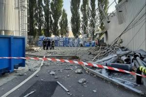 На киевском пивзаводе произошел взрыв, есть пострадавшие