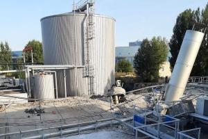 Гендиректор Carlsberg рассказал подробности взрыва на пивзаводе в Киеве