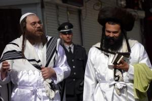 Второй день празднования Рош ха-Шана завершился спокойно - полиция