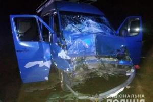 На Миколаївщині - ДТП з фурою та мікроавтобусом, є постраждалі