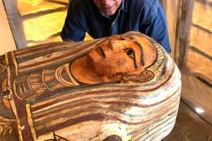 Археологи знайшли в Єгипті саркофаги, яким 2500 років