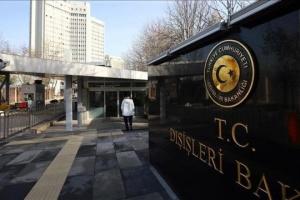 Le ministère des Affaires étrangères de Turquie déplore la condamnation de sept Tatars de Crimée par les autorités russes