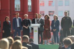 """У """"Слузі народу"""" пояснили, чому їхні збори у дворі КНУ ім.Шевченка законні"""