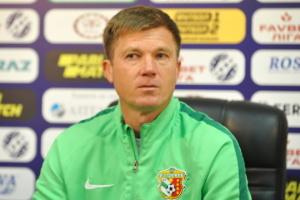 Максимов - кращий тренер 3 туру чемпіонату України з футболу