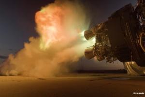 У США випробували двигуни українсько-американської космічної ракети Alpha