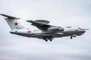 """Активна фаза навчань """"Кавказ-2020"""": Росія перекинула на Кубань літак-радар А-50У"""